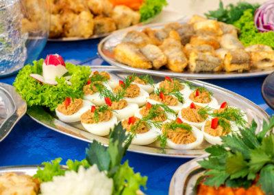 DW Maria - kolacja rybna-11
