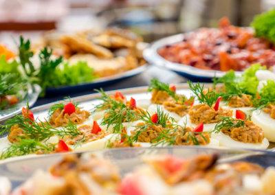 DW Maria - kolacja rybna-4
